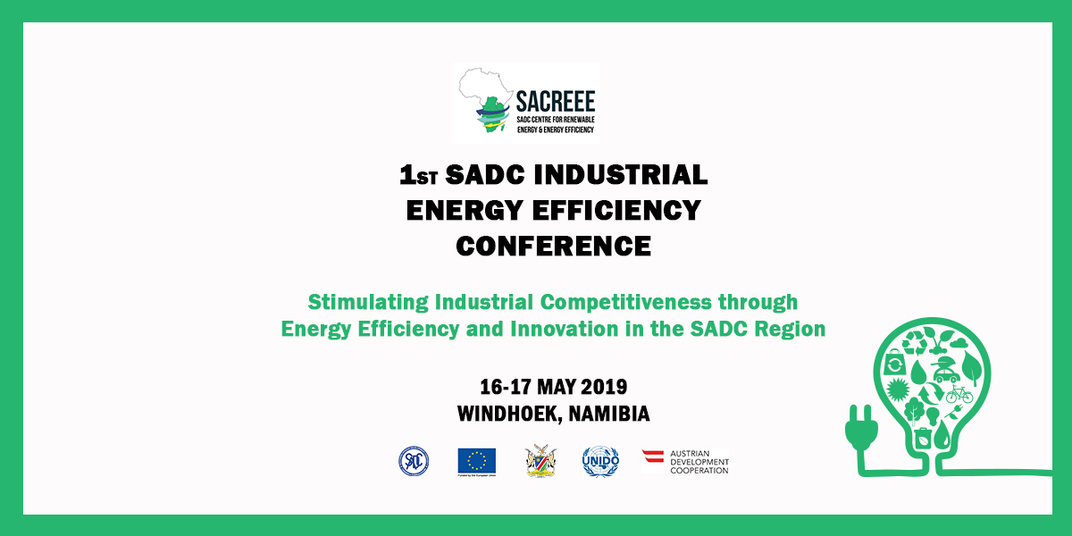 First SADC Industrial Energy Efficiency Conference